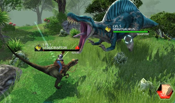 PvP Released for Dino Tamers